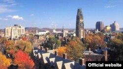 Территория одного из университетов США. Иллюстративное фото.