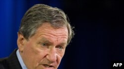 U.S. special envoy for Afghanistan and Pakistan Richard Holbrooke