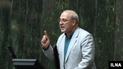 Iranian conservative lawmaker, Hosseinali Haji Deligani. File Photo