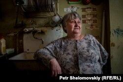 """Ольга Ивановна Хозяинова 20 лет живет во """"временной"""" квартире"""
