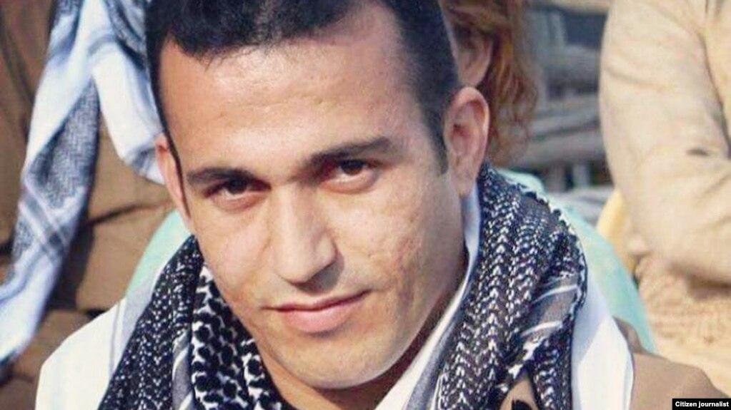 رامین حسینپناهی تیرماه ۱۳۹۶بازداشت شده است