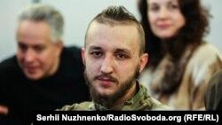 Один із героїв фільму Назар Держило