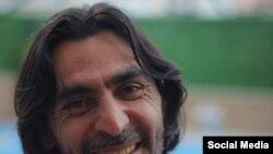 Сирийский журналист Наджи Джерф, убитый в Турции 27 декабря 2015 года.