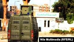 Продолжаются столкновения между силами безопасности и студентами на территории университета Аль-Азхар в Каире