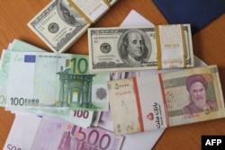 Novac u različitim valutama