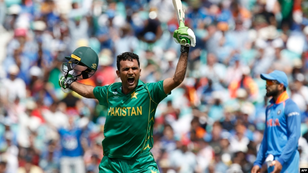 Pakistan Cricket Team Shocks India To Win Champions Trophy