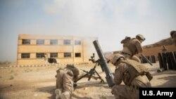 Американські військові в Сирії