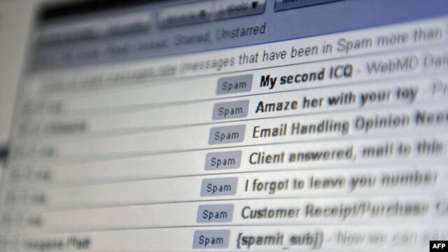 Experts estimate the global spam business to be worth about $100 billion annually.