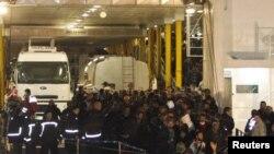 Евакуација на турски државјани од Либија
