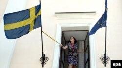 Посольство Швеції в Мінську