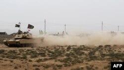 Ирачки сили во близина на Мосул, 01.11.2016.