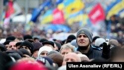 Лица Евромайдана