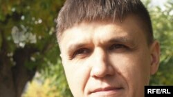 Russia -- Orlov Sergey, blogger at Ural region page