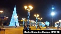 Македонија - Новогодишна атмосфера