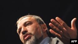 Avigdor Lieberman, leader of Yisrael Beitenu
