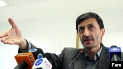 پرویز فتاح؛ وزیر نیروی کابینه نهم