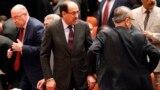 رئيس الوزراء نوري المالكي في جلسة الاول من تموز