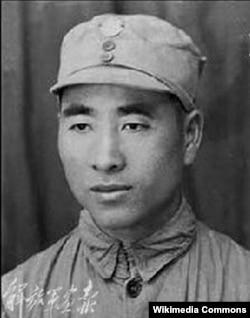 Молодой герой Гражданской войны Линь Бяо. 1930 годы