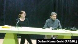 Aleksandra Bosnić Đurić i Nenad Daković