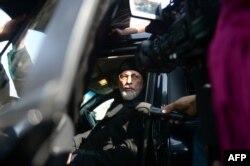 Мухаммад Тагір-уль-Кадрі, інтерв'ю на шляху до Ісламабада, 14 січня 2013 року