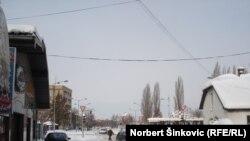FOTOGALERIJA: Novi Sad pod snegom