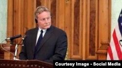 هربرت: ۷۹۱ میلیون دالر کمک امریکا جز تعهدات این کشور در نشست بروکسل است.