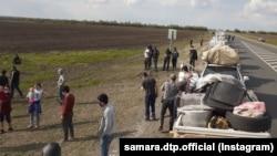 Мигранты из Узбекистана в Самаре