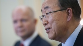 "UN Secretary-General Ban Ki-moon has condemned the ""appalling attack"" on Shi'ite Muslims in Pakistan."