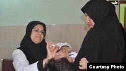 التلقيح الفموي ضد شلل الاطفال