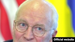 U.S. Vice President Dick Cheney: 'Brutality against a neighbor'