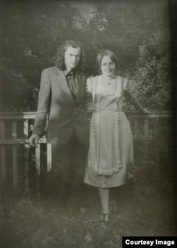 Сергей Сигей и Анна Таршис