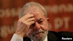 Бразилиянын мурдагы президенти Луис Лула да Силва.