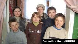 Copiii Adrianei Ojovan