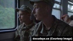 Кадр з фільму «Не хвилюйся, двері відчиняться»