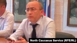 Министр по вопросам национальных отношений Северной Осетии Аслан Цуциев