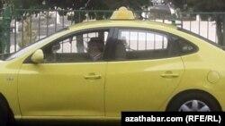 Taksi, arxiv foto