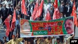 Протести во Пакистан