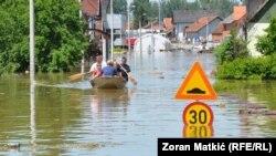 Majske poplave u Domaljevcu