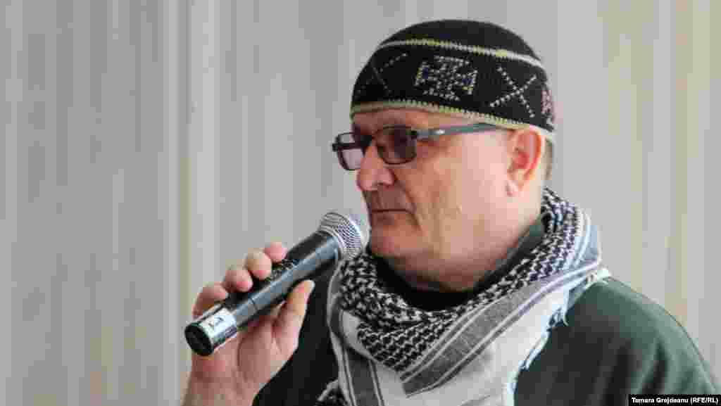 Directorul biroului Europei Libere la Chișinău, Vasile Botnaru