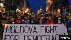 Moldoveni din Dublin