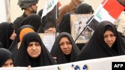 Провладини протести во Басра.