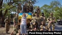 """""""Азов"""" батальону."""