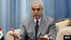Nënpresidenti irakian, Tarik al Hashemi