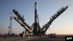 The Progress cargo ship made the trip to the ISS in under four hours. (file photo)