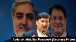 اسدالله سعادتی معاون دوم در تکت انتخاباتی عبدالله عبدالله