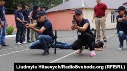 Одеські поліцейські на тренуванні