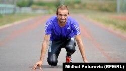 Atletičar Amel Tuka
