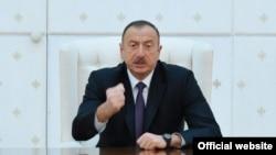 Presidenti i Azerbajxhanit, Ilham Aliyev