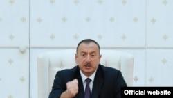 Ильхам Алиев. Архивное фото