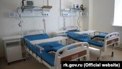 Новая больница имени Семашко, архивное фото